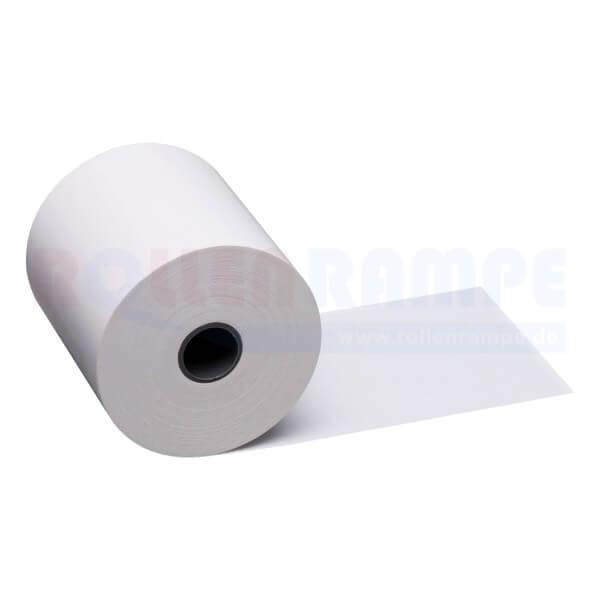 Thermorolle 57x58x12 -40m , weiß, liegend