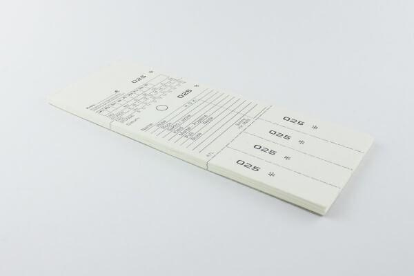 """Kombikarten-Blocks """"Kombi 7L"""" - 50 Blatt je Block"""