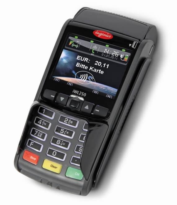 EC Terminals und Kreditkartenakzeptanz