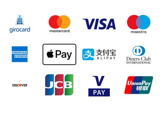Bargeldlose Zahlungen akzeptieren