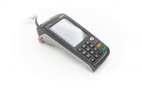 Ingenico desk5000 LAN